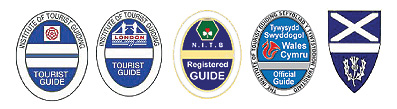 blue badge guides