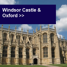 Oxford and Windsor Castle Private Tour