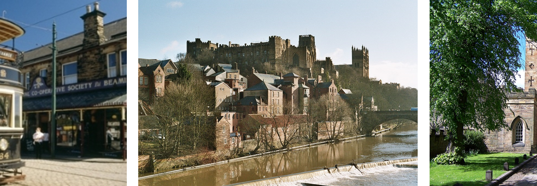 Durham and Beamish Open Air Museum